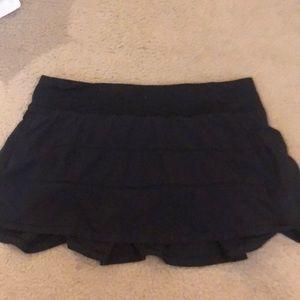 Lulu Lemon tennis skirt